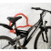 Folding Cycle Storage Rack Wall Mounted